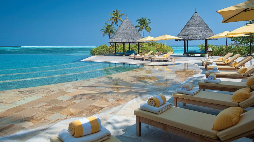 Luxe Vakantie in Maldives Bijvoorbeeld 2016